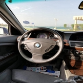 BMW  740 full option بي ام فلل