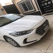 هونداي النترا 2018 للتنازل عن طريق بنك الرياض