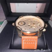 ساعة الماس رجالية
