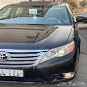 افالون 2011 سعودي فقط حكة باب الراكب بسيطة جدآ