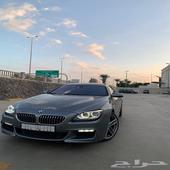بي ام الفئة السادسه 2015 BMW 640i