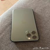 ايفون11 برو 512 نظيف جدا للبيع او البدل