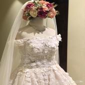 فستان عروسة للبيع او الايجار