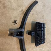 قطع غيار شاشه LG 55UJ634V مع قاعدة و سماعات