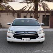 تويوتا اينوفا 2017 فل كامل سعودي نظيف