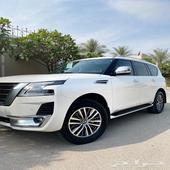 باترول 2020 SE2 محول بلاتينيوم سعودي وكالة ( تم البيع ) .