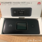 هواوي واي فاي متنقل Huawei mobile wifi elite2