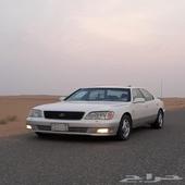 لكزز  Ls 400 سعودي