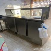 معدات مطعم نظيفة