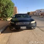 سيارة انفنتي للبيع التواصل عالرقم0564895889