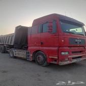 الدمام - السيارة   شاحنه مان