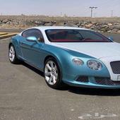 بنتلي GT 2012