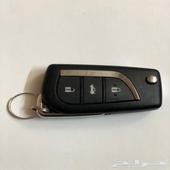 مفتاح كامري2016 وكاله للبيع