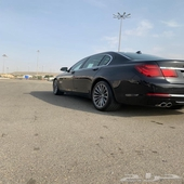 BMW موديل 2013 مقاس 730 نظيف جدا