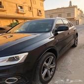 سياره للبيع اودي q5موديل 2014