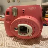 كاميرا فوجي الفوريه ميني 9 جديده