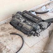 قطع غيارBMW الفئه الخامسه موديل 2004 ل 2010 جوال 0570229372