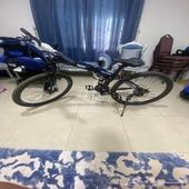 دراجه جبلي من محل هجين