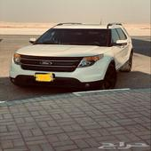 فورد اكسبلور 2013 فل كامل سعودي