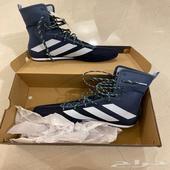 جزمة اديداس boxing shoes