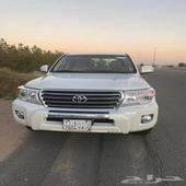 لاندكروزر GXR فل سعودي 2013