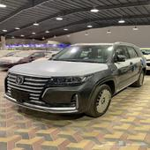 شانجان CS95 بدون دبل سعودي جديد 2021
