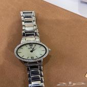 ساعة ماركة Giouanie نسائية مستعملة