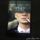 ايفون 8 بلس للبدل فقط