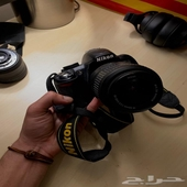 كاميرا نيكون D3100