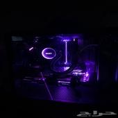 Gaming PC - بي سي بمواصفات قوية للالعاب والستريم والمونتاج