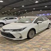 كورولا 2021 م سعودي فل محرك 1 5 cc