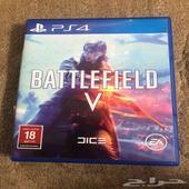 باتلفيلد 5 - Battlefield v PS4 (مستعمل ونظيف )