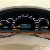 مرسيدس s320 موديل 2002 (فياجرا)