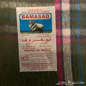 بطانيات تراث كنبل ابو خروف الاصلية مخزنه العدد محدود