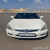 هوندا أكورد 2007 فل كامل V6