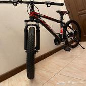 دراجه هوائيه رياضيه اخت الجديده