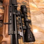بندقيه غازيه بول بوس ( استعمال قليل )