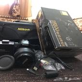 كاميرا D5200