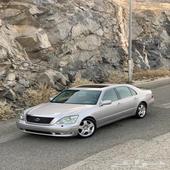 لكزس 2006  ls430 ( تم البيع)
