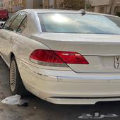 أبيض 730 BMW2007 السياره