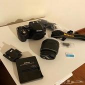 Nikon 5100 استخدام جدا  قليل