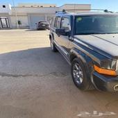 للبيع جيب كومندار من شركة المتحدة لسيارات موديل 2006