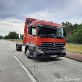 للبيع راس شاحنه مرسيدس اكتروس 2015 بطاقه
