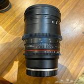 عدسة سوني 135mm 2.2