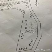 يوجد ارض للبيع الموقع بير الغنم بعد مسجد ابو منارتين