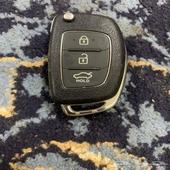 مفتاح مع ريموت وكاله أكسنت