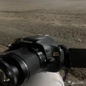 كاميرا نون للبيع علي شرط اغراضه كامله معها