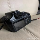 كاميرا كانون شبه جديدة البيع مستعجل