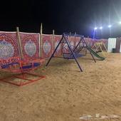 مخيم الوناسه بالبيضاء