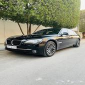 BMW 740 فل كامل 2010